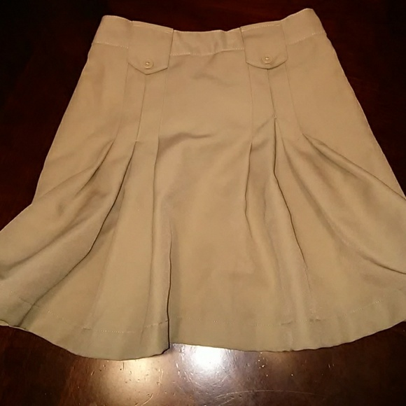 ebf18ef16 French Toast Bottoms | Girls Khaki School Uniform Skirt | Poshmark